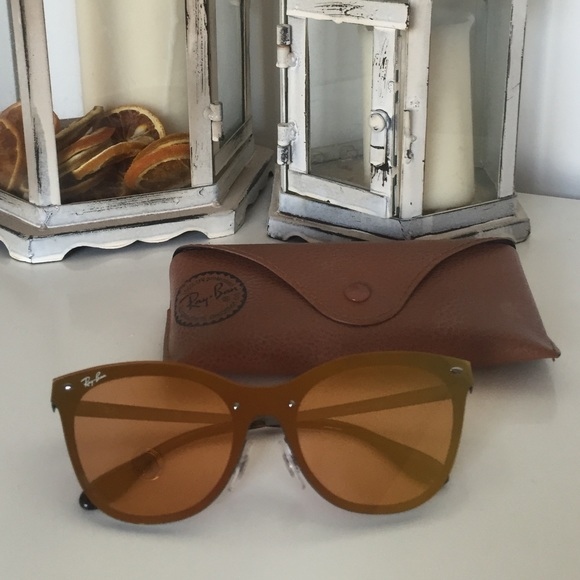0cc27c6b7c1 ... Ray-Ban BLAZE CAT EYE sunglasses. M 5c0bfca32beb79d1f66194fa